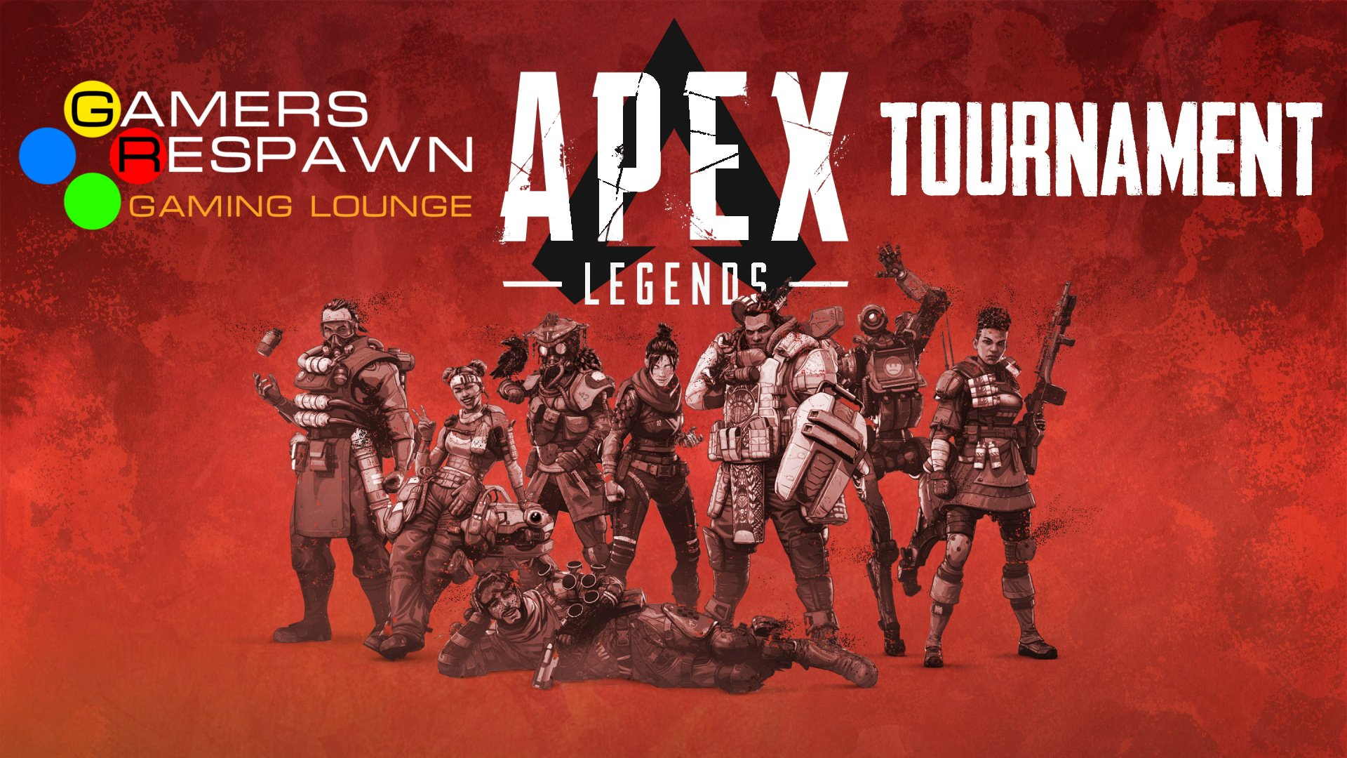 Apex Legends Tournament by Gamers Respawn