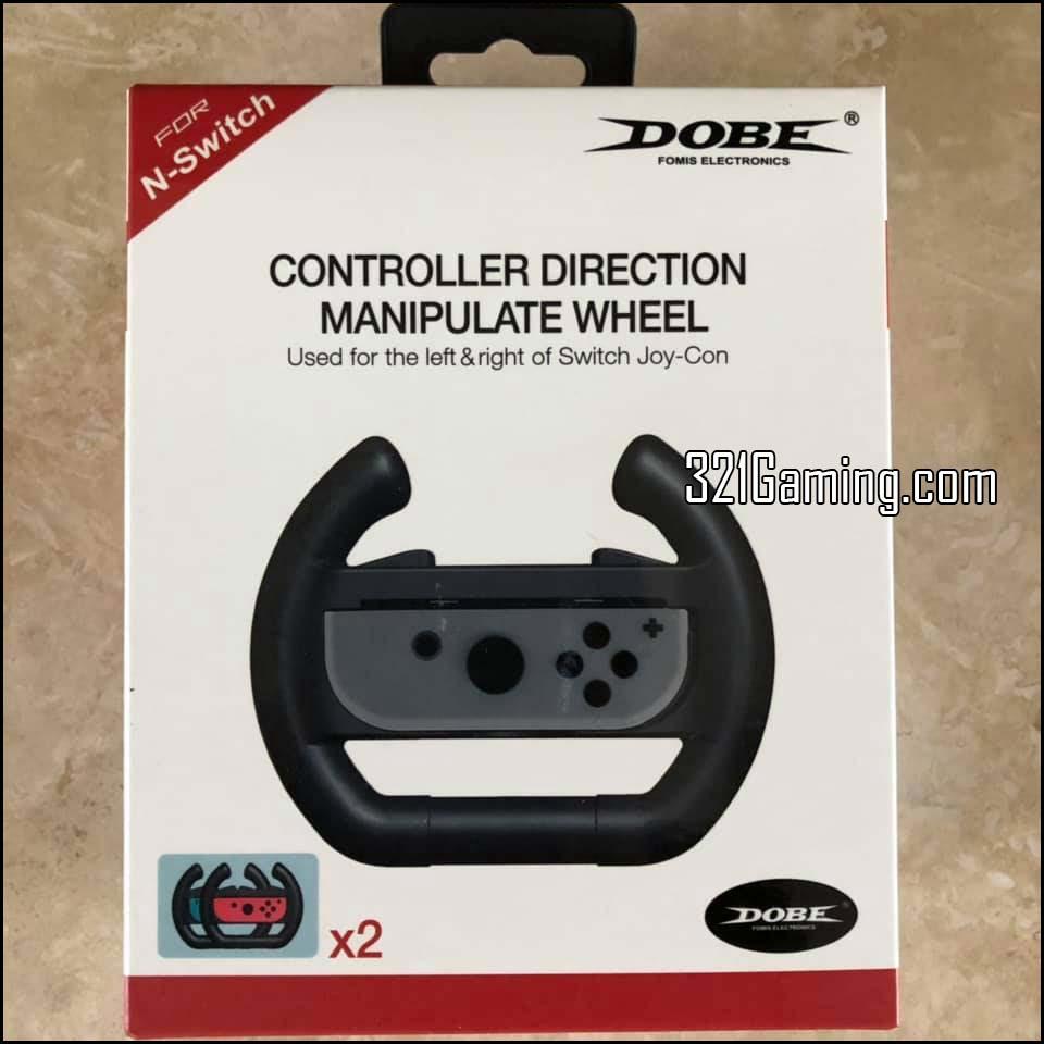 Dobe Wheel Box