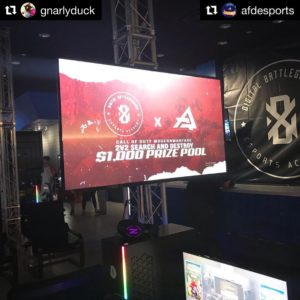 AFDEsports at Digital Battlegrounds
