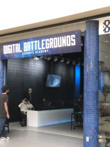 Digital Battlegrounds entrance