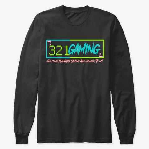 brevard gaming longsleeve