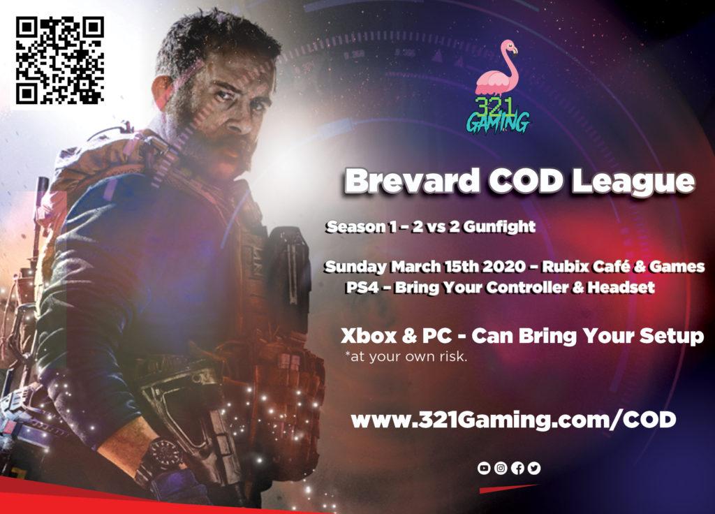 Brevard Call of Duty League